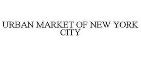 URBAN MARKET OF NEW YORK CITY