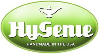 HYGENIE HANDMADE IN THE USA