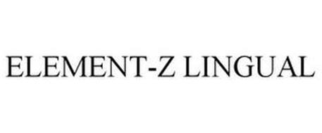 ELEMENT-Z LINGUAL