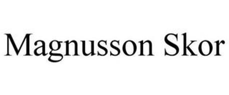 MAGNUSSON SKOR