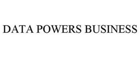 DATA POWERS BUSINESS
