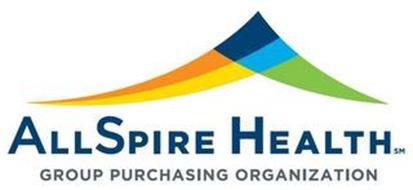ALLSPIRE HEALTH GROUP PURCHASING ORGANIZATION