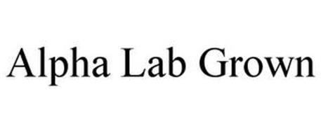 ALPHA LAB GROWN