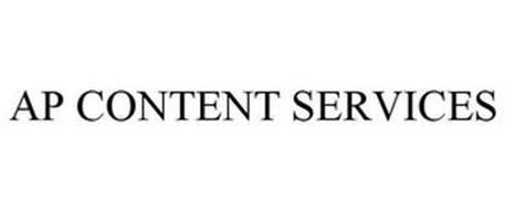 AP CONTENT SERVICES