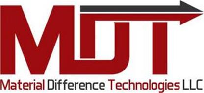 MDT MATERIAL DIFFERENCE TECHNOLOGIES LLC