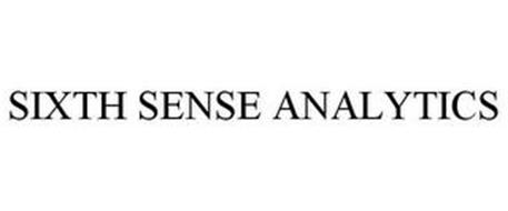 SIXTH SENSE ANALYTICS