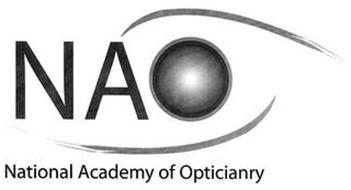 NAO NATIONAL ACADEMY OF OPTICIANRY