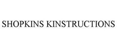 SHOPKINS KINSTRUCTIONS