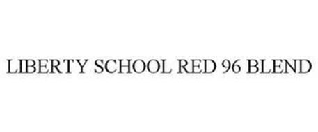 LIBERTY SCHOOL RED 96 BLEND
