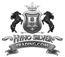 H HYHO SILVER TRADING.COM