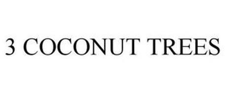 3 COCONUT TREES