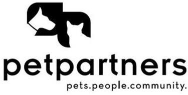 PETPARTNERS PETS. PEOPLE.COMMUNITY.