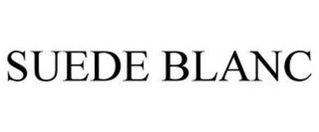 SUEDE BLANC