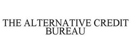 THE ALTERNATIVE CREDIT BUREAU