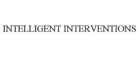 INTELLIGENT INTERVENTIONS