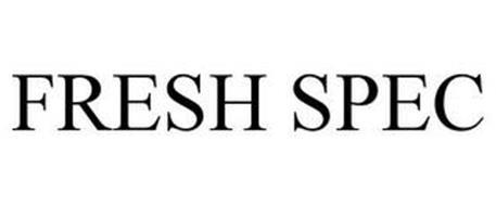 FRESH SPEC