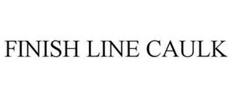 FINISH LINE CAULK