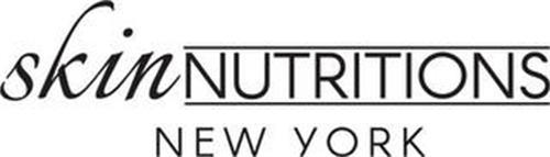 SKINNUTRITIONS NEW YORK