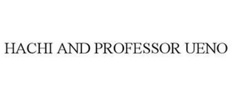 HACHI AND PROFESSOR UENO