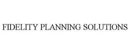 FIDELITY PLANNING SOLUTIONS
