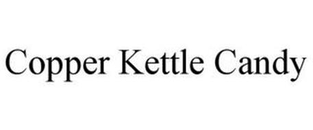 COPPER KETTLE CANDY