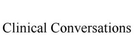 CLINICAL CONVERSATIONS