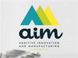 AIM ADDITIVE INNOVATION AND MANUFACTURING SWEDEN