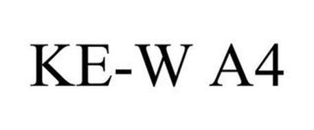 KE-W A4