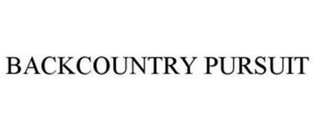 BACKCOUNTRY PURSUIT
