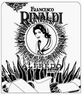 FRANCESCO RINALDI SUPER PREMIUM ALFREDOSAUCE