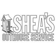 SHEA'S OUTHOUSE SERVICE