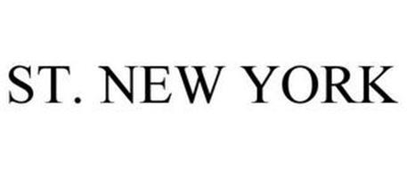 ST. NEW YORK