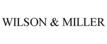WILSON & MILLER