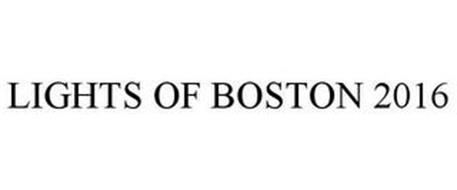 LIGHTS OF BOSTON 2016