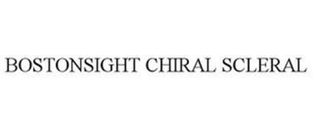 BOSTONSIGHT CHIRAL SCLERAL