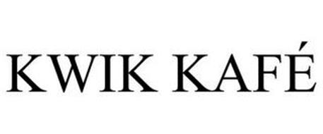 KWIK KAFÉ