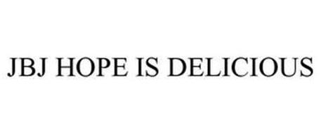 JBJ HOPE IS DELICIOUS