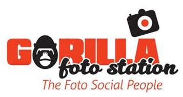 GORILLA FOTO STATION THE FOTO SOCIAL PEOPLE