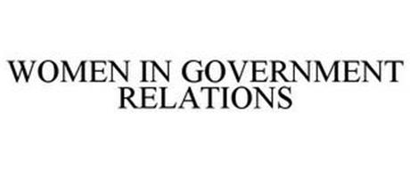 WOMEN IN GOVERNMENT RELATIONS