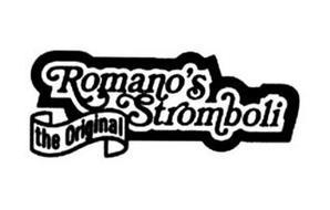 ROMANO'S STROMBOLI THE ORIGINAL