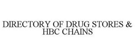 DIRECTORY OF DRUG STORES & HBC CHAINS