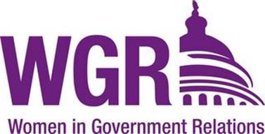 WGR WOMEN IN GOVERNMENT RELATIONS