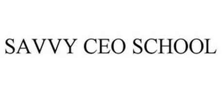 SAVVY CEO SCHOOL