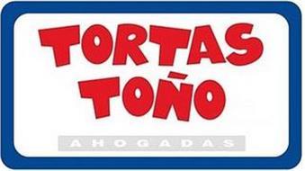 TORTAS TOÑO AHOGADAS