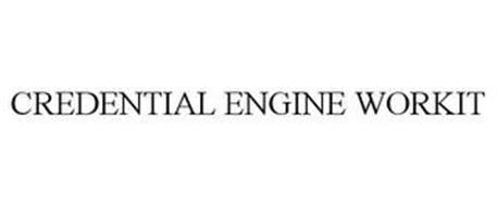 CREDENTIAL ENGINE WORKIT