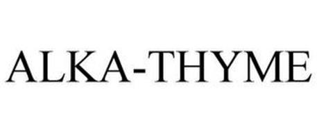 ALKA-THYME