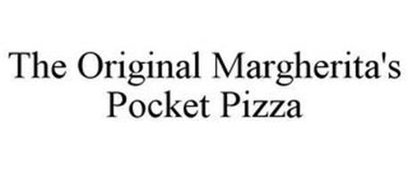 THE ORIGINAL MARGHERITA'S POCKET PIZZA