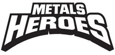 METALS HEROES
