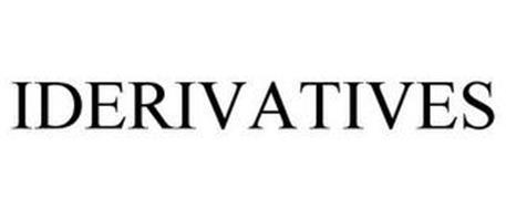 IDERIVATIVES