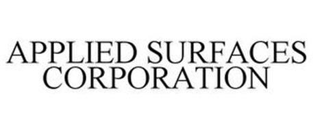 APPLIED SURFACES CORPORATION